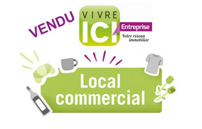 LOCAL COMMERCIAL A VENDRE ANGERS