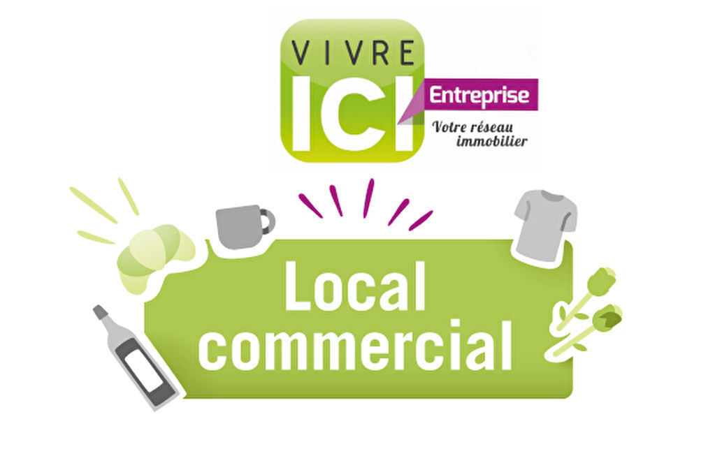 LOCAL COMMERCIAL NEUF SAINT-HERBLAIN A VENDRE ZONE COMMERCIAL 2/3