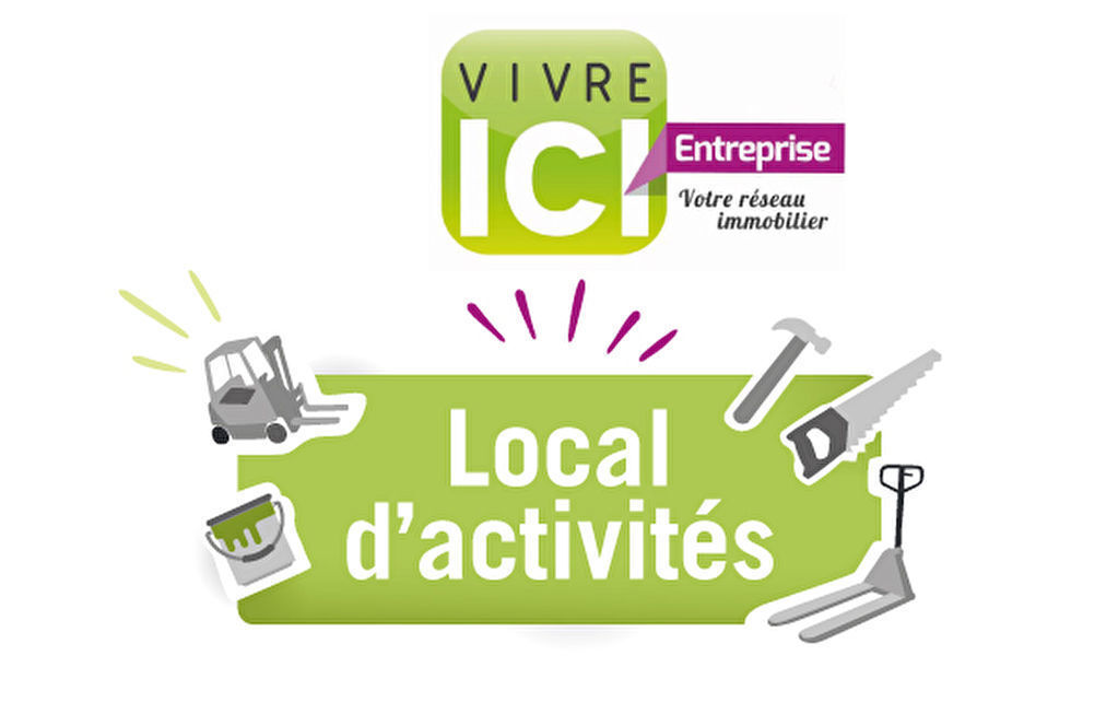 LOCAL ACTIVITE A VENDRE MONTBERT  ARTISAN MENUISIER ELECTRICIEN INFORMATICIEN  MACON CARROSSIER PEINTRE 2/4
